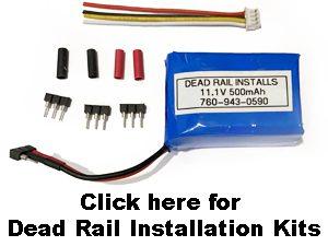 DeadRailInstallKits